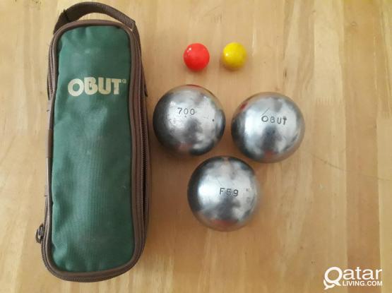 OBUT Throw balls