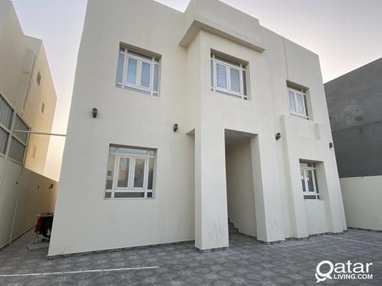 Brand New type and Spacious 2 bedroom villa Apartment at Abu Hamour close to Regency Signal