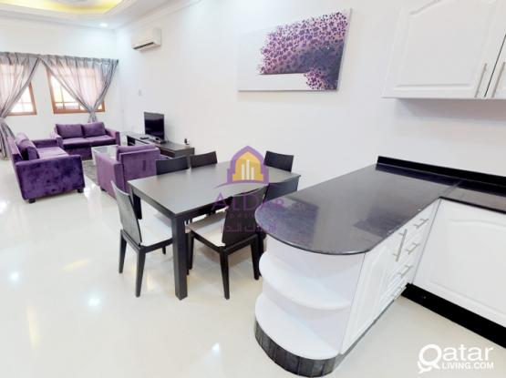 Beautiful Furnished One Bedroom in Thumama