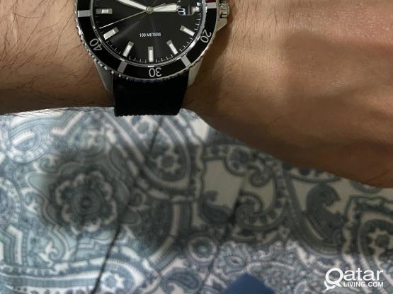 Armani watch new