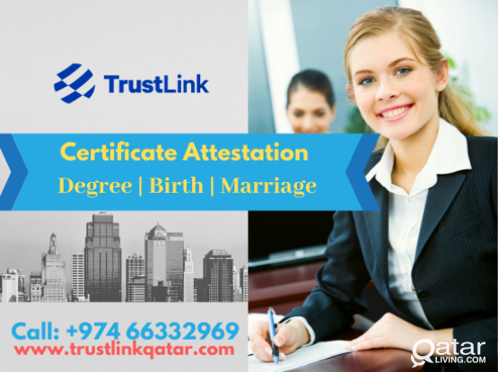 Certificate Attestation | Degree, Marriage, Birth