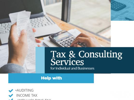 AUDITING AND TAX