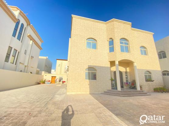 Brand New type and Spacious One Bedroom villa apartment at Al Thumama Near b Square Mall