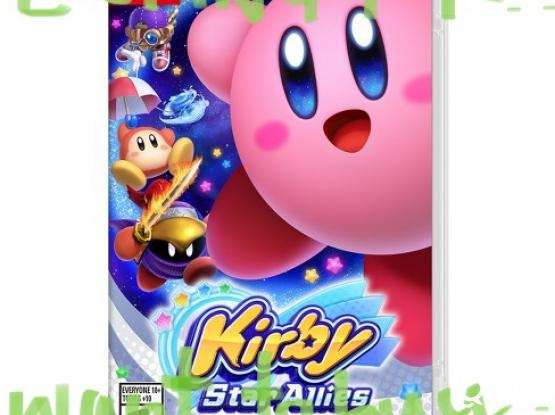 WTB / Looking for Kirby Star Allies (Nintendo Switch)