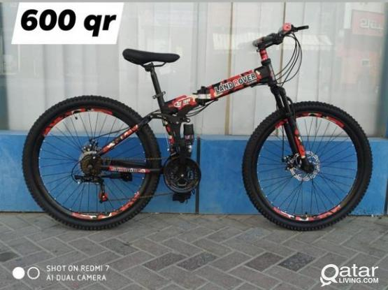 Landrover Foldable bicycle 26inch