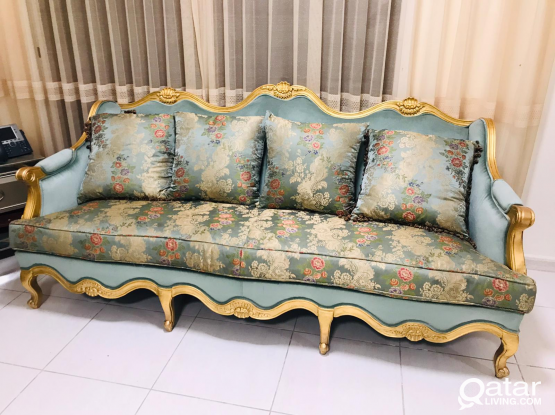 Royal sofa 7 seater 3+2+2