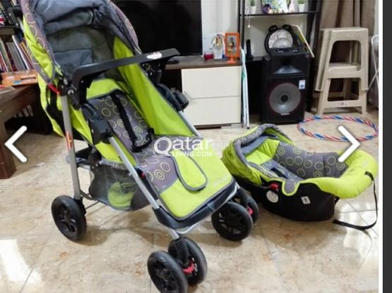 Sale for Baby Stroller with Car Seat