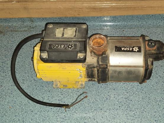 Water Pump ESPA Prisma15 2M, 0.5 HP