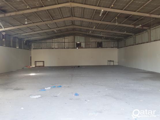 Steel workshop 600 sq.m+ 4 rooms industrial area
