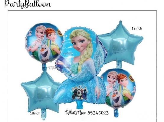 HELIUM - Frozen Balloons - 55346023