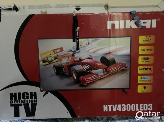 Nikai 43inch Tv For Sale