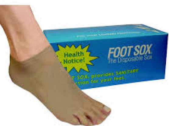 Disposable Synthetic Socks
