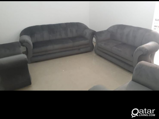 brand new sofas for sell3+2+1+1=7 QR 1800