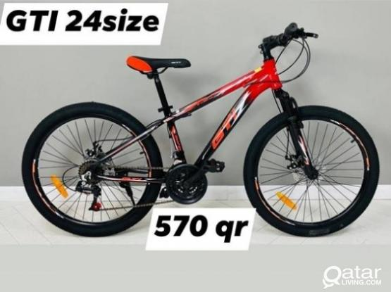 GTi Bicycle 24size