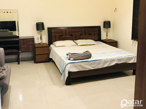 1 BHK FULLY FURNISHED APARTMENT at bin omran