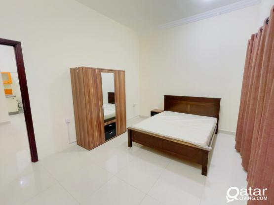 1BHK Fully Furnished Flats (ALL utilities included) - NO Commission Charge!