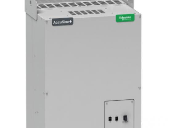ACTIVE HARMONIC FILTER; 300 AMPS; 380-480 VAC; IP20; SCHNEIDER BRAND; PCSP300D5I