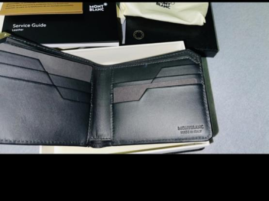 Mont Blanc Original Wallet For Sale