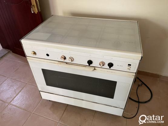 Cooking Range Gas