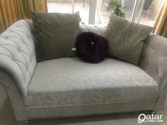 Pan Emirates sofa