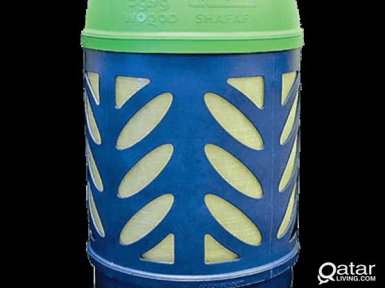Woqod Gas cylinder