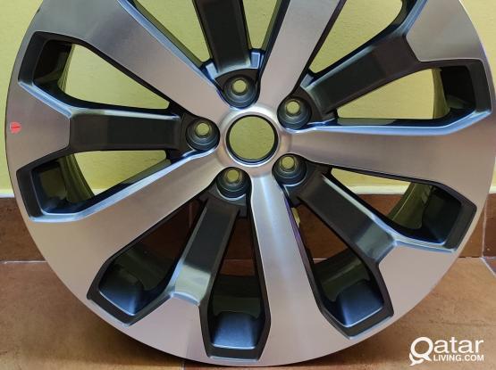 Alloy wheels 20in Alloy SUV wheels R20