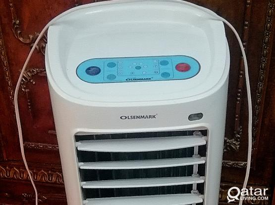 Air Cooler with Water Cooling System