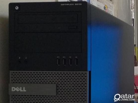 Dell desktop core i7 ram 8gb hdd 2 tb 3.40 GHz