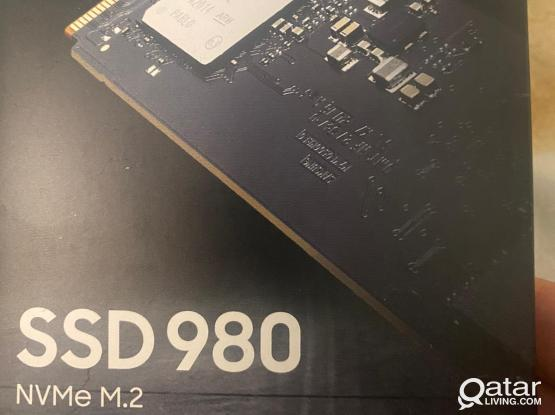 Samsung 980 SSD 1TB - M.2 NVMe Interface Internal Solid State Drive