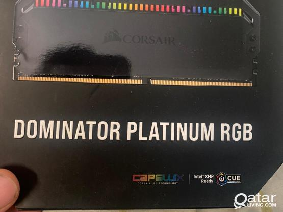 Corsair Dominator Platinum RGB 32GB (2x16GB) DDR4 3466