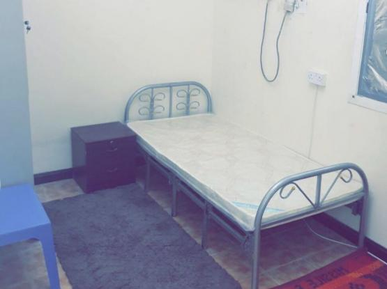 Single Partition Room Available For Assian Male