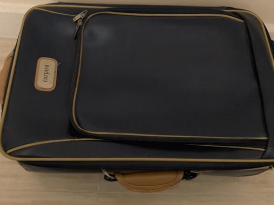 Free Hand Luggage Suitcase