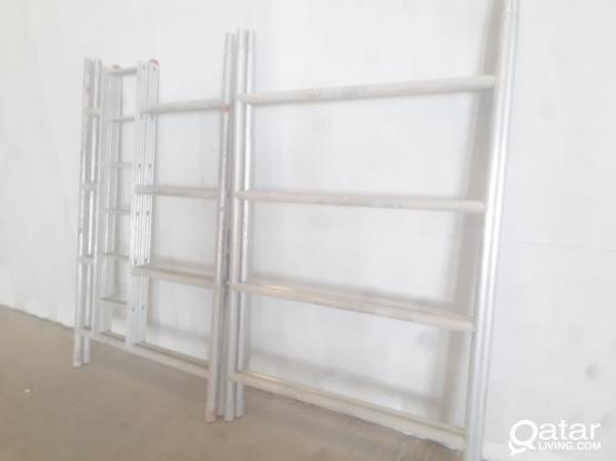 سقالات ألمنيوم Scaffolding Aluminum