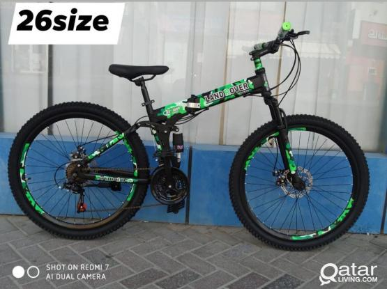 Landrover foldable bicycle 26size