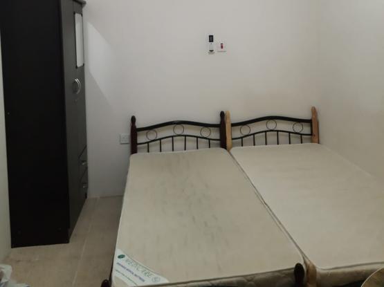 Beds with Matters & Wardrobe (Almara) 350 QR