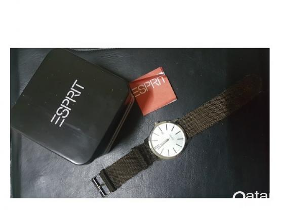 Esprit watch, New like condition