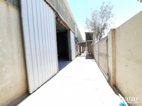 Food store for rent with cold store