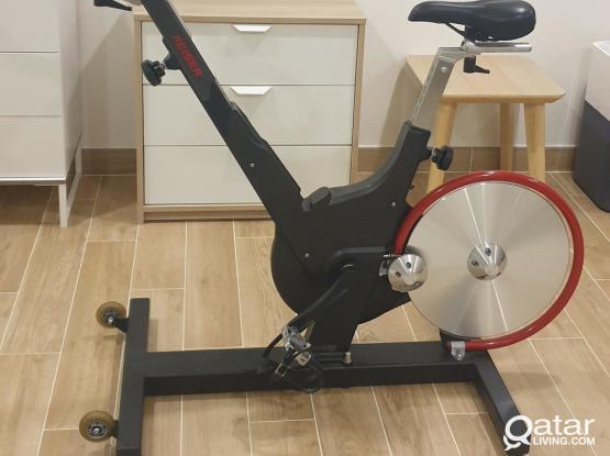 Keiser M3i Spinning bike