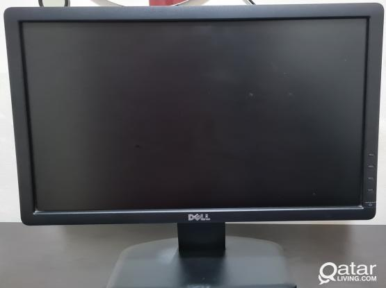 Dell Monitor + Power Cord