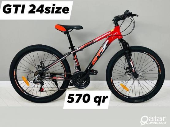 Bicycle aluminium 24 inch
