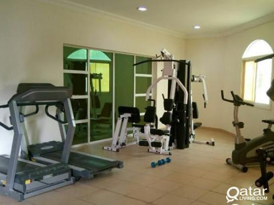 (Direct with Owner) No Commission! 3 BHK Apartment with GYM and POOL at Bin Mahmoud