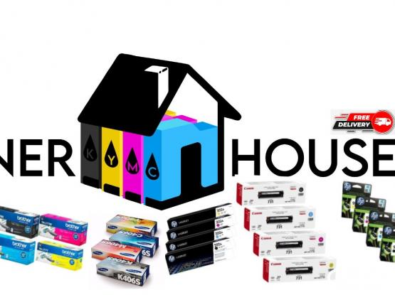 Printer cartridges & ink (free delivery)
