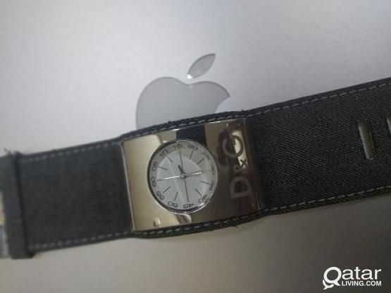 Dolce & Gabana, D&G watch,Authentic Original