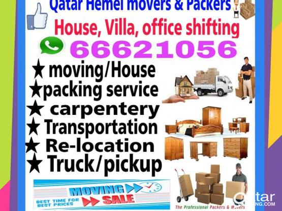 Doha decor movers and carpentery painting partition call me or WhatsApp me (!) 66621056