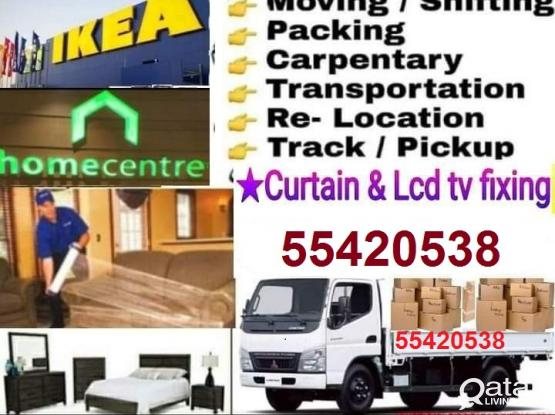 "55345334-TRANSPORT-SHIFTING""MOVING,CARPENTAR""HOUSE SHIFTING""WITH-TRUCK&PICK""UP-PLEASE""CALL.55420538"