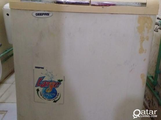 used washing machine / iron box / Gas stove