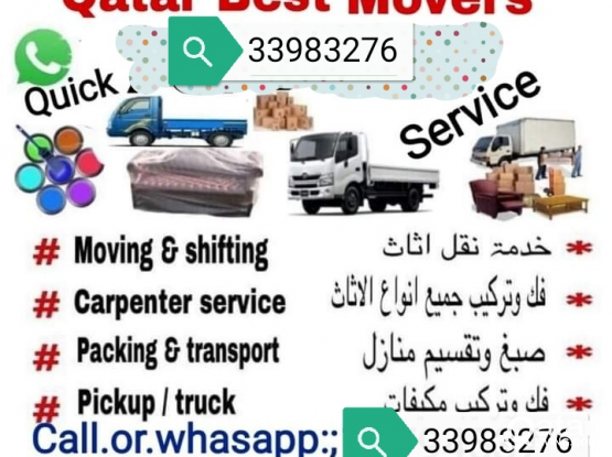 Low price house  shifting and
