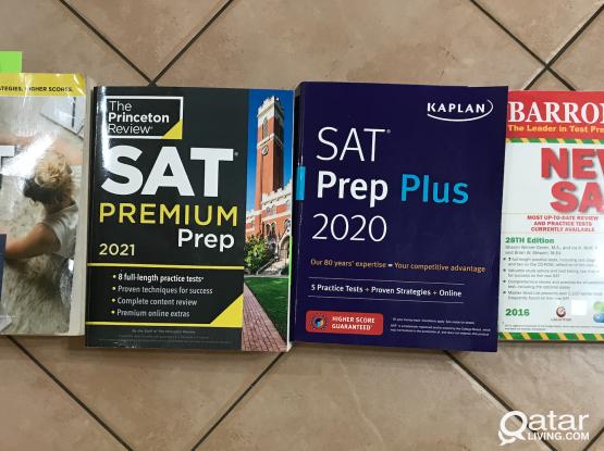 SAT Books