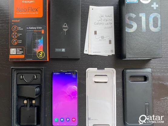 Samsung Galaxy S10 Plus / S10+ Black