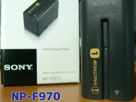 2 Sont Npf970 Batteries With Dual Charger